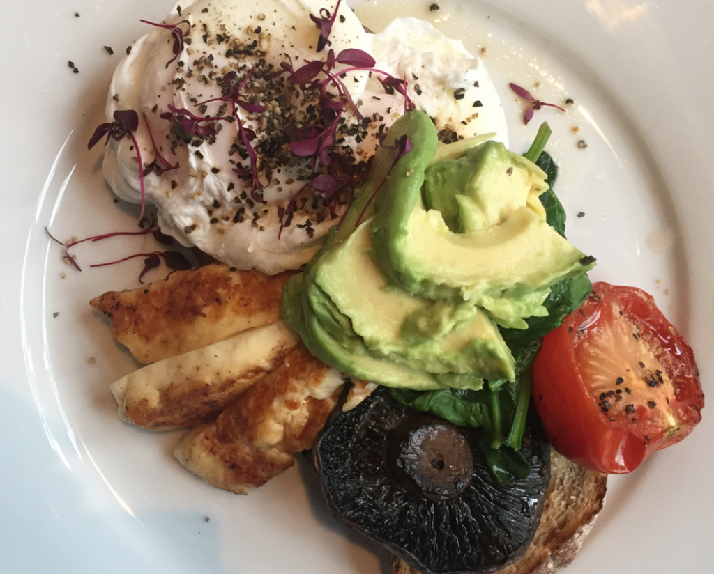 cafe rust brighton review