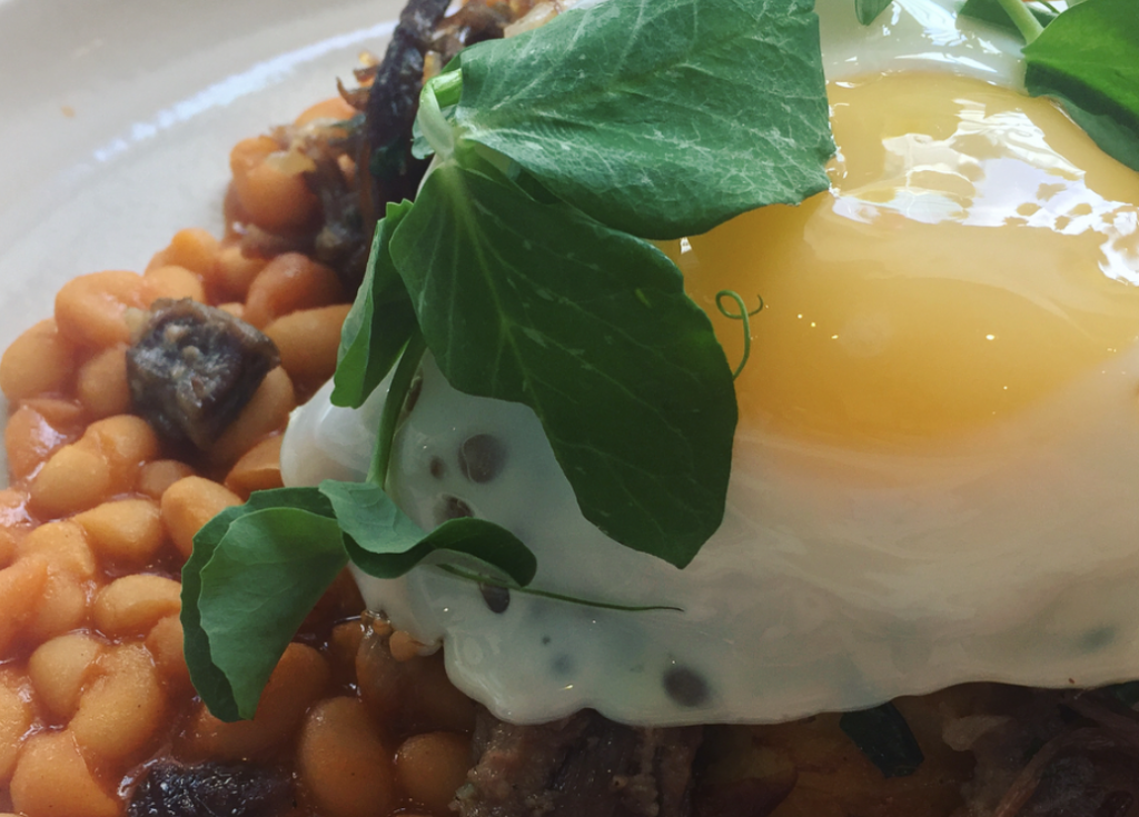 Egg & Spoon brunch review