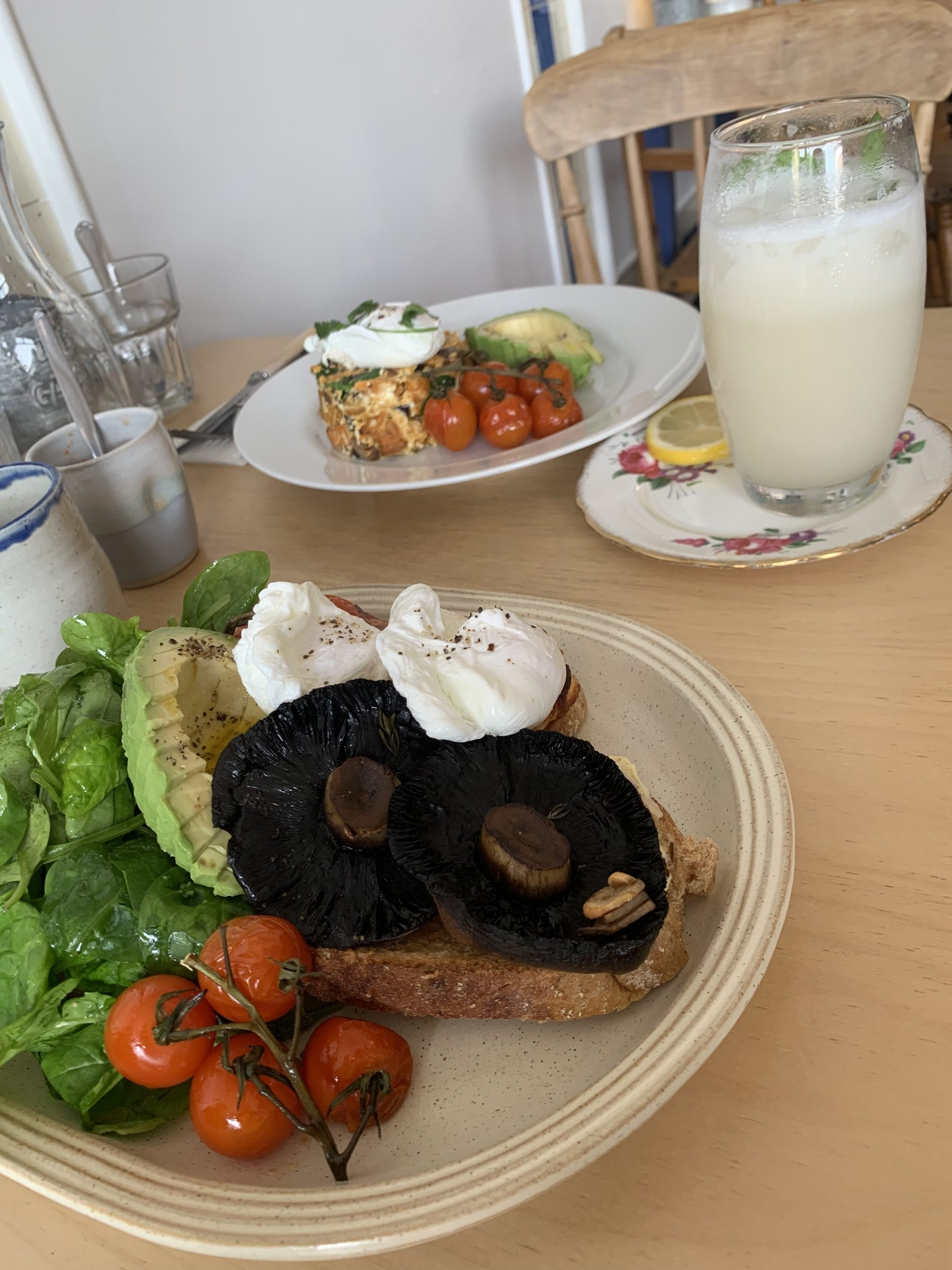 Treacle & ginger hove brunch review