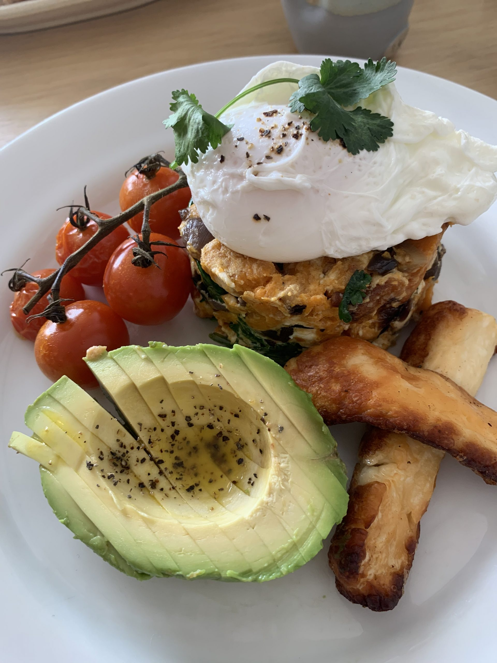 Treacle & ginger brunch review