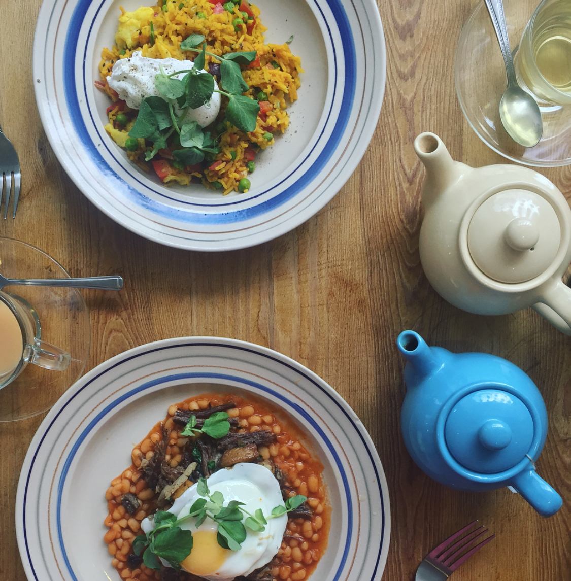 egg & spoon brighton tabletop view