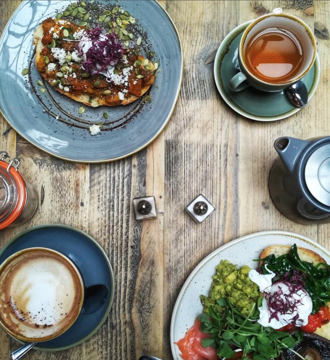 trading post lewes brunch review